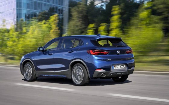 2021 BMW X2 xDrive25e crossover is a small PHEV with big ambitions<span class=