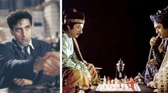 Six greatest chess movies ever made