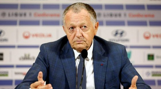 Lyon president asks French PM to reconsider early end of Ligue 1 season