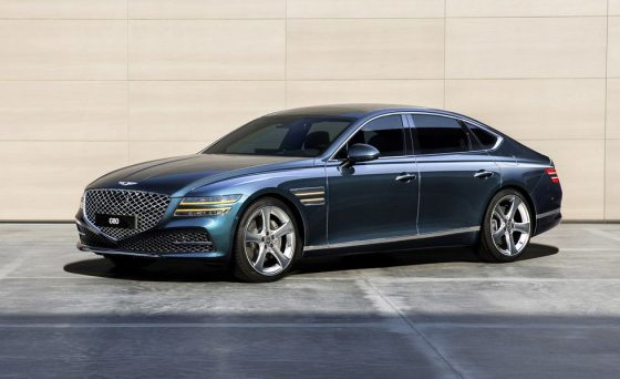 <div>2021 Genesis G80 pricing revealed (& rivals should worry)</div><span class=