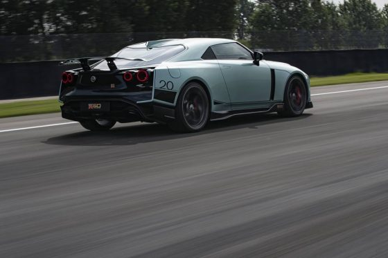 Nissan GT-R 50 by Italdesign brings a head-turning concept to life<span class=