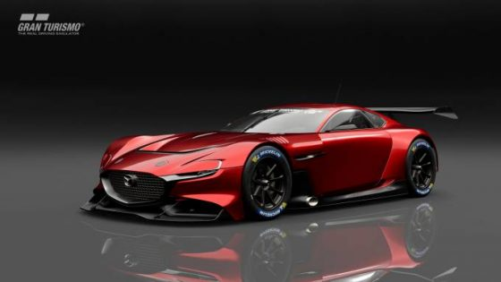 Mazda RX-Vision GT3 Concept is debuting in Gran Turismo Sport for PS4<span class=
