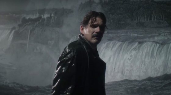 Tesla trailer: Ethan Hawke plays iconic contriver in biopic