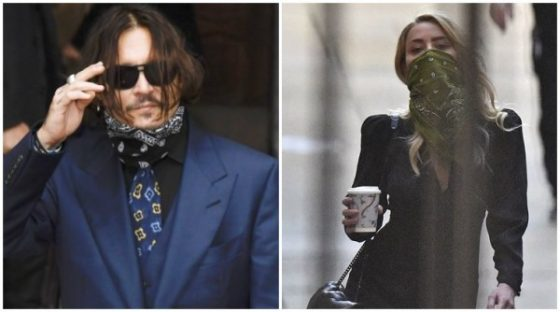 Johnny Depp says feces in bed was final straw in matrimony to Amber Heard