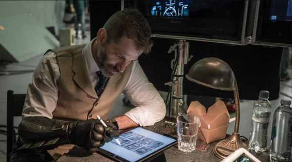 Zack Snyder says Justice League Snyder Cut won't have any footage shot by Joss Whedon