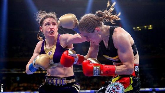 Katie Taylor to face Delfine Persoon in rematch on 22 August