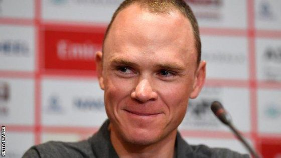 Chris Froome to leave Ineos after team decide not to renew contract