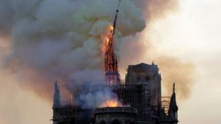 Notre Dame: Cathedral's spire will be restored to 19th Century design