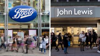 Coronavirus: John Lewis and Boots to cut 5,300 jobs