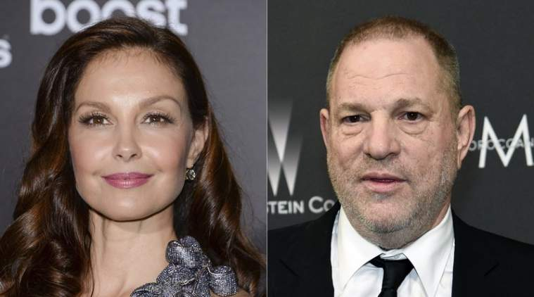 Court says Ashley Judd can sue Harvey Weinstein for passionate harassment
