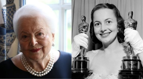 Actor Olivia de Havilland passes away