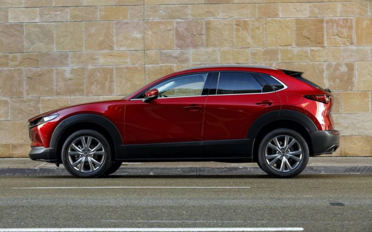 2020 Mazda CX-30 Review: Resetting a crossover balance