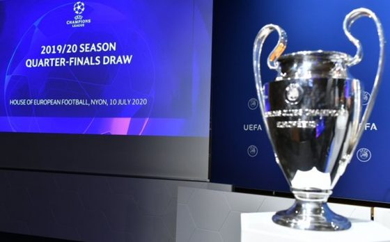 UEFA Champions League 2020 quarter-final, semi-final draw: Real Madrid or Manchester City vs Lyon or Juventus
