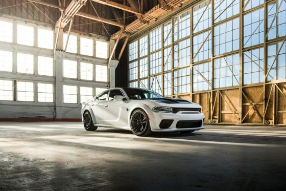 2021 Dodge Charger SRT Hellcat Redeye is staid to turn a world's fastest sedan