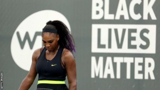 Serena Williams wins on lapse to movement during Top Seed Open