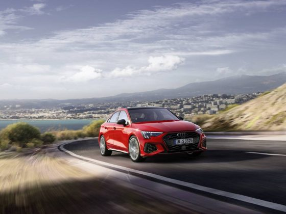 2021 Audi S3 Sportback and Sedan arrives in Europe with 306HP engine