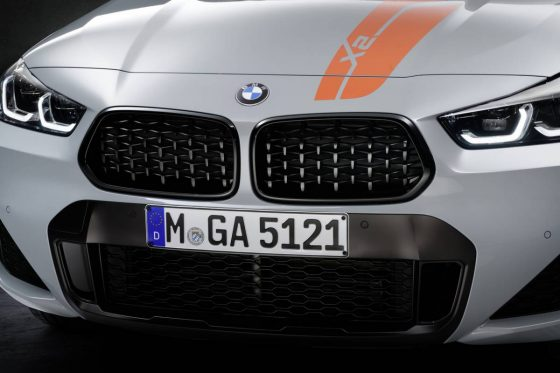 2021 BMW X2 receives sporty Edition M Mesh styling package