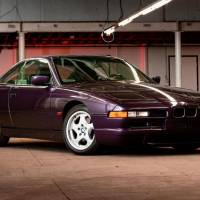 This incredibly rare 1995 BMW 850CSi could be yours<span class=