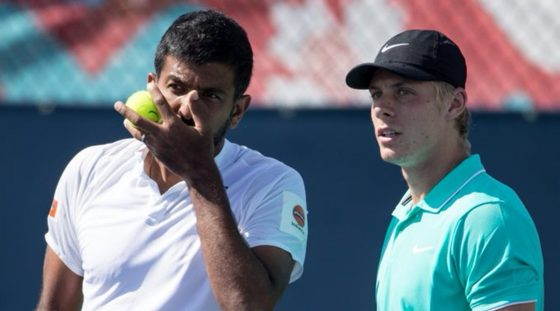 Italian Open: Rohan Bopanna-Denis Shapovalov bow out in quarterfinals