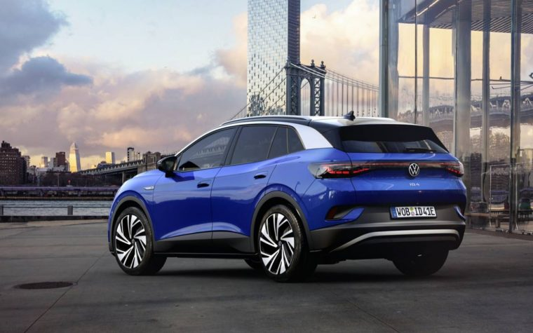 The 2021 VW ID.4 hit a big EV milestone in just eight hours [Updated]