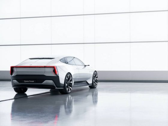 The Polestar Precept is going into production