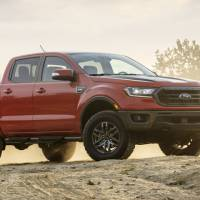 2021 Ford Ranger Tremor is as tighten as a US gets to a Ranger Raptor