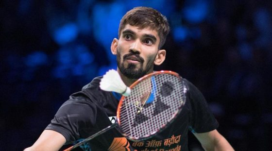 SAI approves request for Kidambi Srikanth's coach and physio to travel for Denmark Open