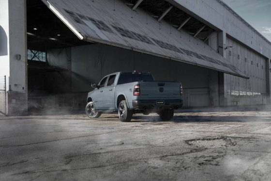 Ram 1500 Built to Serve third book celebrates 73rd anniversary of a U.S. Air Force