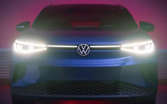 This VW ID.4 video is a closest we've seen to a final crossover EV