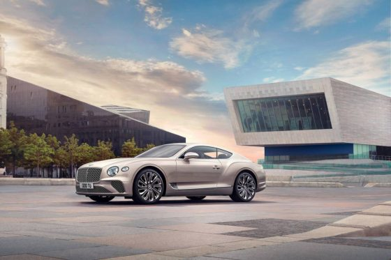 2021 Bentley Continental GT Mulliner coupe debuts with bespoke oppulance options