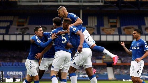 Everton 2-2 Liverpool: 'Toffees propitious though uncover courage in draw'