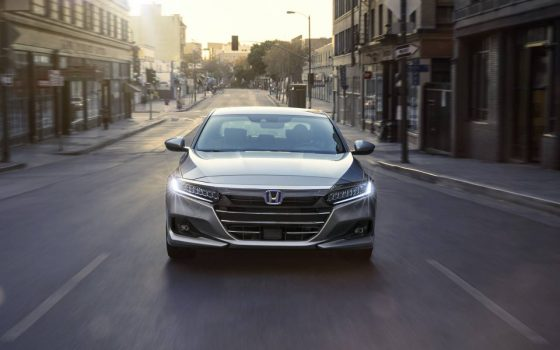 2021 Honda Accord bets on styling, tech and hybrid drive
