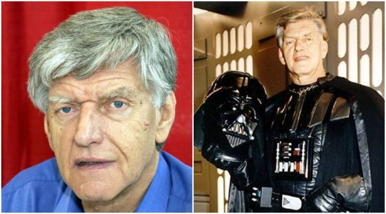 David Prowse, a strange Darth Vader, dies during 85<span class=
