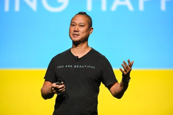 Former Zappos CEO Tony Hsieh Dies After House Fire Injury<span class=
