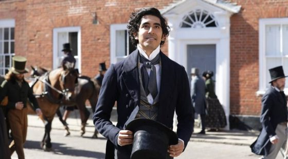 Dev Patel's The Personal History of David Copperfield to recover in India in December<span class=
