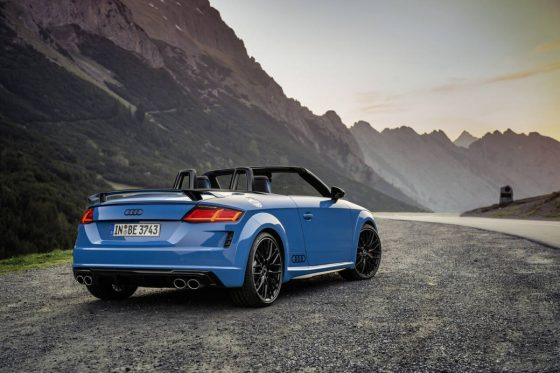 2021 Audi TT and TTS gets new apparatus and Bronze Selection trim<span class=