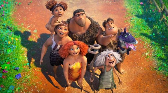 Testing new recover strategy, The Croods opens to 14.2 million dollars<span class=