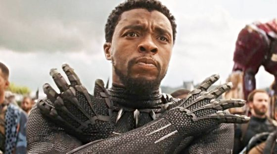 Chadwick Boseman celebrated with a new Marvel trademark intro for Black Panther<span class=