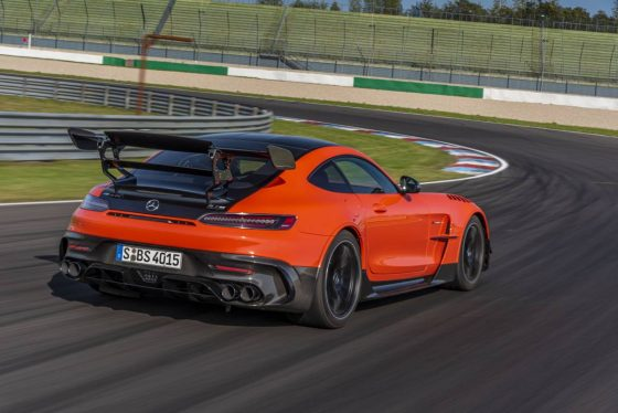 2021 Mercedes-AMG GT Black Series starts during $325,000<span class=