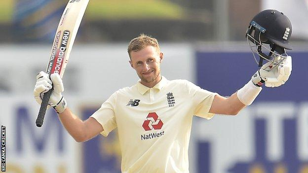Root's superb 186 gives England hope in second Test