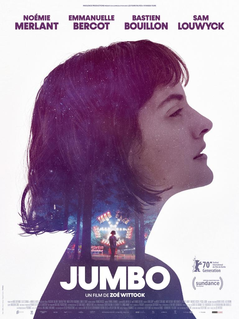 Noémie Merlant Falls in Love with an Amusement Park Ride in First Trailer for Jumbo