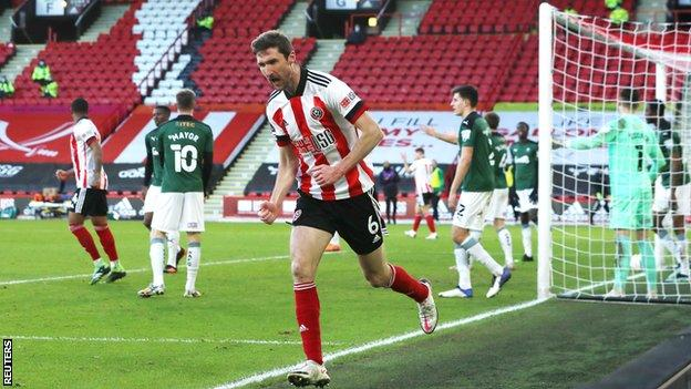 Sheffield United 2-1 Plymouth Argyle: Chris Basham and Billy Sharp goals take Blades into FA Cup round five No ratings yet.