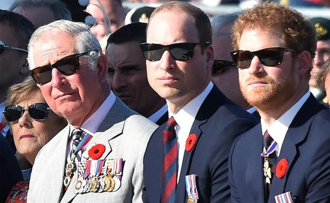 """Princes Charles And William """"Trapped"""" In Royal System: Harry No ratings yet."""