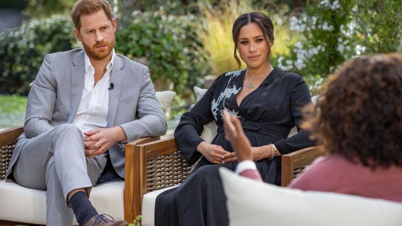 Bombshells in royal interview with Oprah No ratings yet.