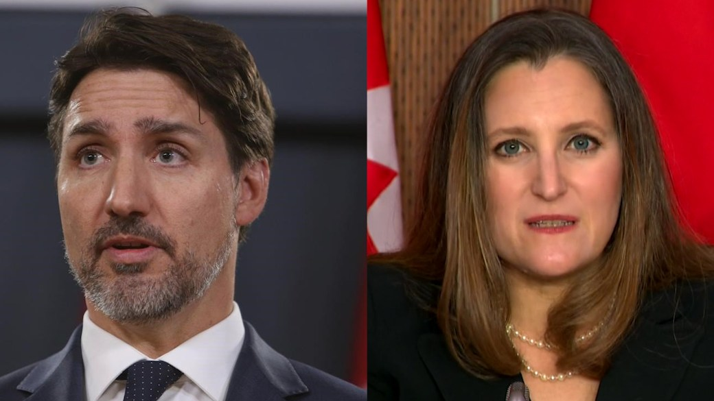 Canada's debt set to cross $1 trillion mark as Liberals extend COVID-19 aid in budget