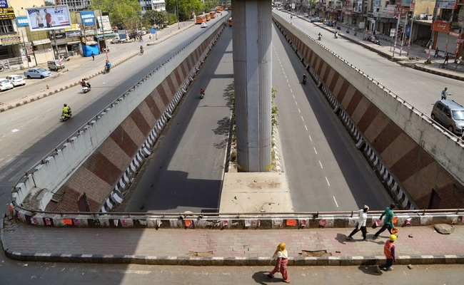 No Panic Buying But Buyers Show Anxiety As 6-Day Lockdown Begins In Delhi