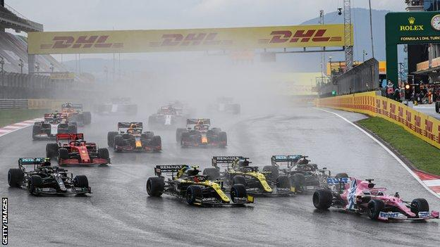 Turkish Grand Prix under threat after Turkey put on UK travel red list