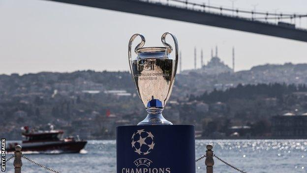 Fans should not travel to Turkey for Champions League final, says UK government
