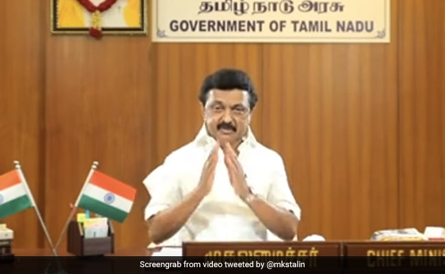 """Don't Fudge Covid Data"": Tamil Nadu Chief Minister MK Stalin To Officers"