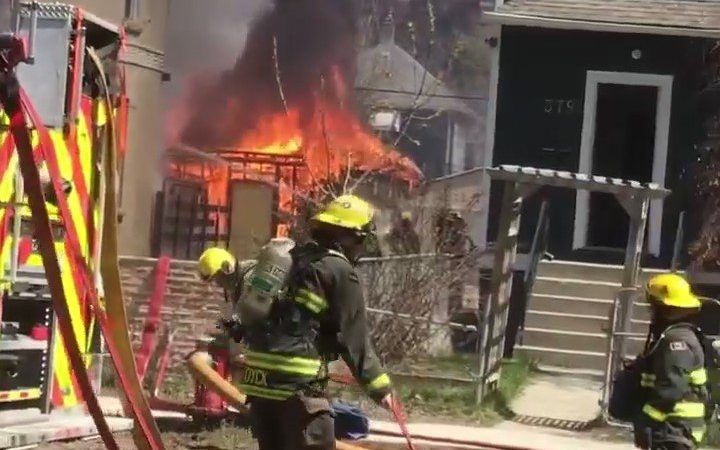 Winnipeg crews tackle three 'suspicious' fires Friday afternoon No ratings yet.
